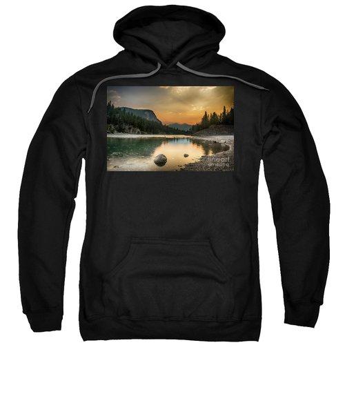 Banff Sunrise Sweatshirt
