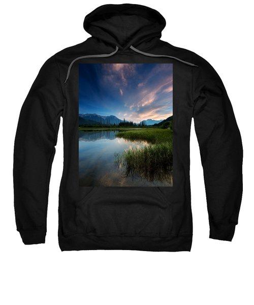 Banff Sunset Sweatshirt