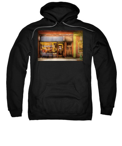 Barber - Towne Barber Shop Sweatshirt