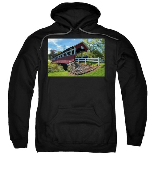 Barronvale Bridge  Sweatshirt
