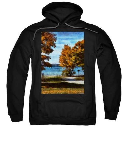 Bass Lake October Sweatshirt