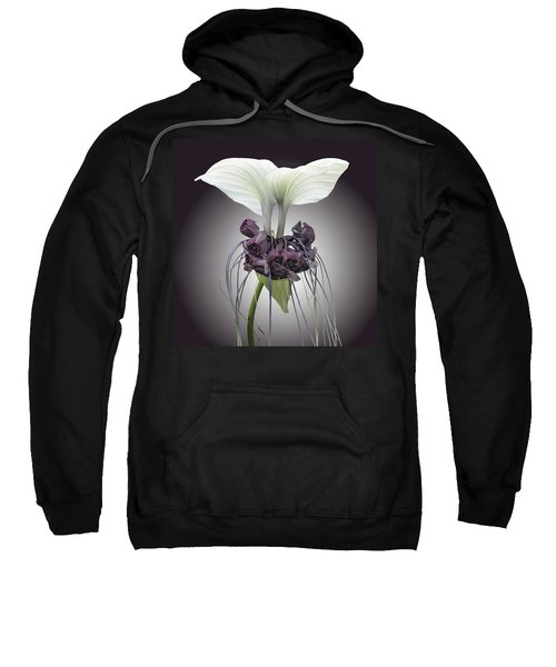 Bat Plant Sweatshirt