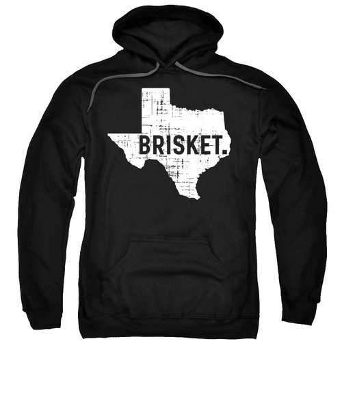 Bbq Brisket Texas Gift Barbecue Sweatshirt