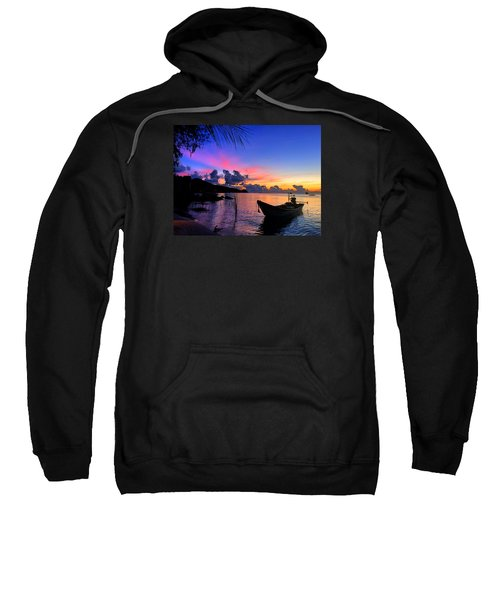 Beach Sunset Sweatshirt
