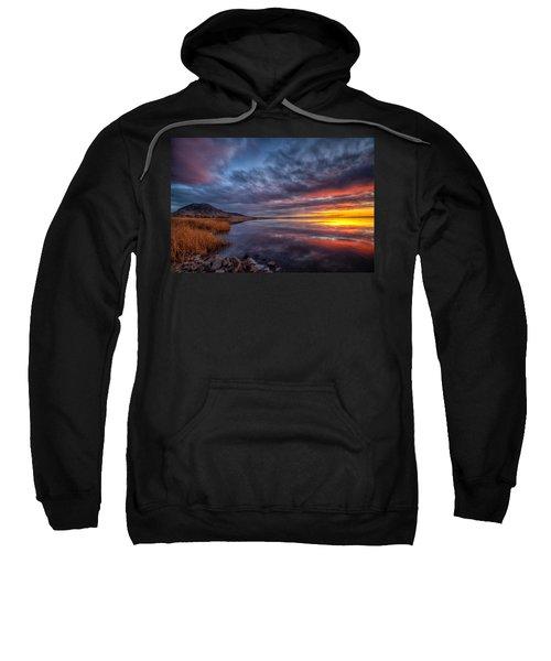 Bear Butte Lake Sunrise Sweatshirt