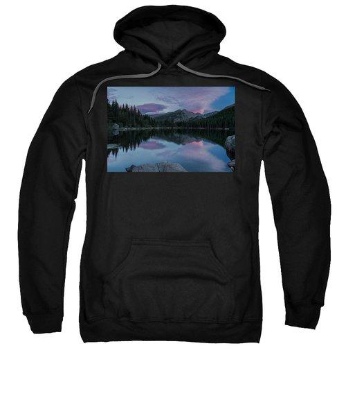 Bear Lake Sunset Sweatshirt