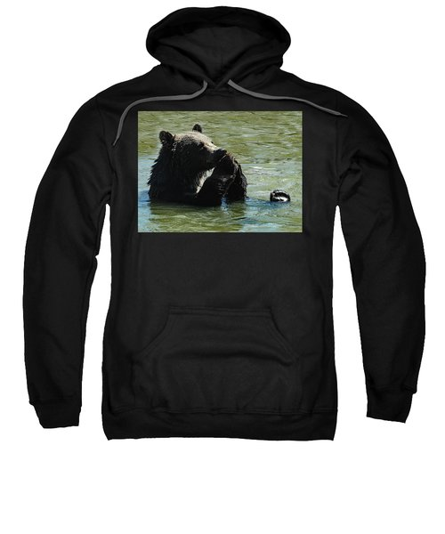 Bear Prayer Sweatshirt