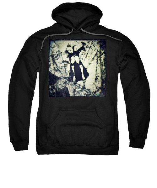 Beating Of Wings Sweatshirt