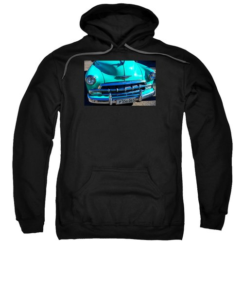 Beautiful Car In Cuba Sweatshirt