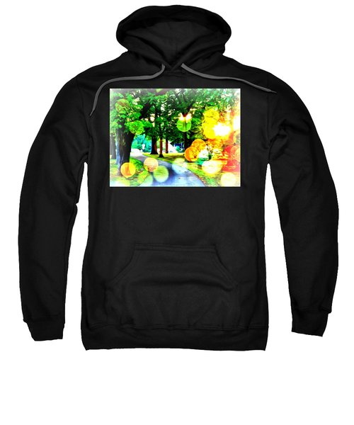 Beautiful Day For A Walk Sweatshirt