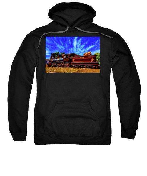 Beautiful Locomotive Glenbrook Sweatshirt