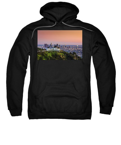 Beauty On The Hill Sweatshirt
