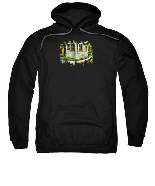 Beaver The Old Fishing Boat Sweatshirt