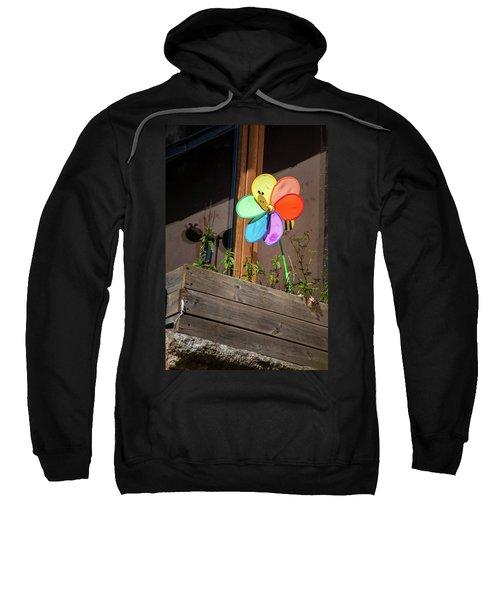 Bee A Wind Spinner? Sweatshirt