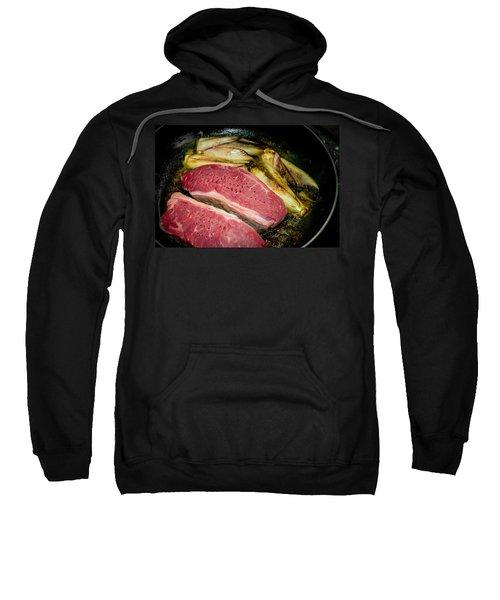 Beef Tenderloins With Endives Sweatshirt