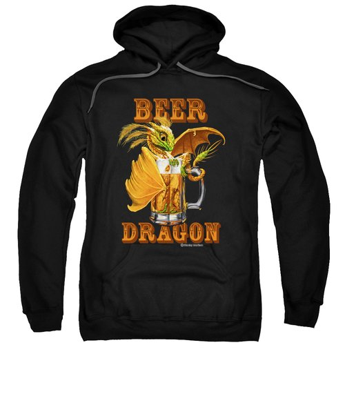 Beer Dragon Sweatshirt