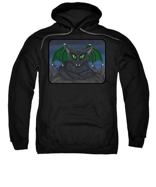 Bela Vampire Cat Sweatshirt