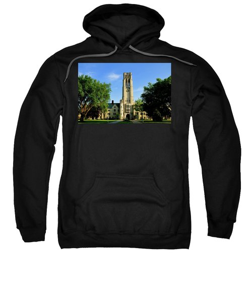 Bell Tower At The University Of Toledo Sweatshirt