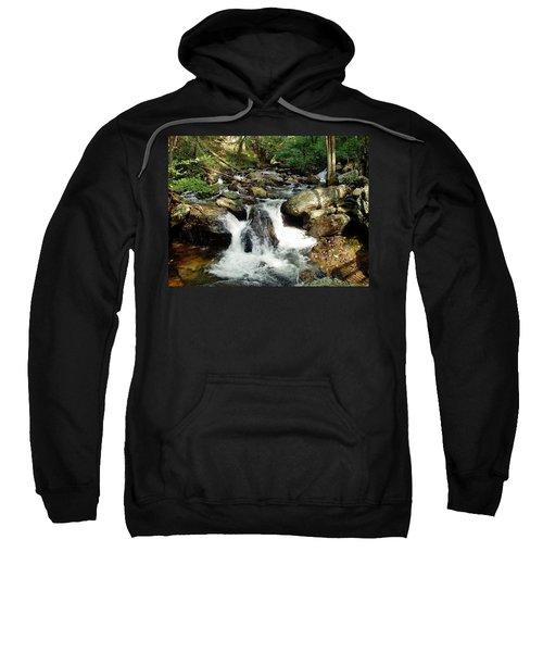 Below Anna Ruby Falls Sweatshirt