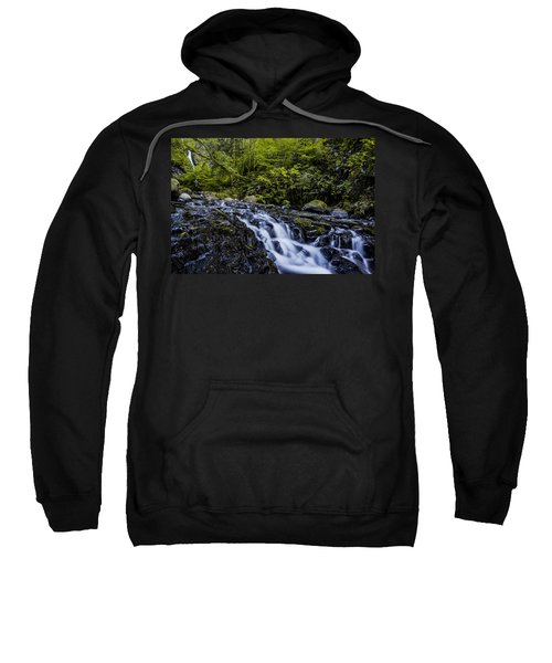 Below Pony Tail Falls Sweatshirt