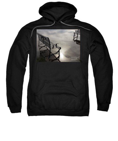 Bench In The Clouds Sweatshirt