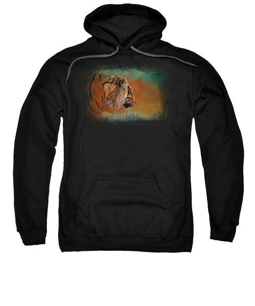 Bengal Energy Sweatshirt by Jai Johnson