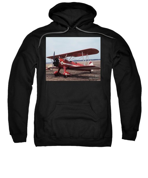 Bi-wing-1 Sweatshirt