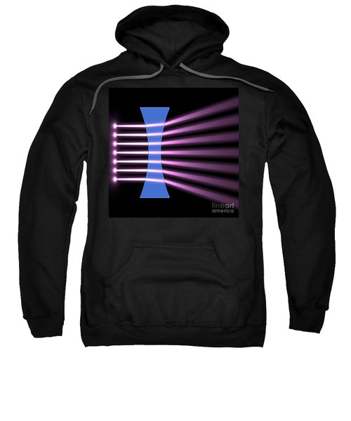 Biconcave Lens 2 Sweatshirt