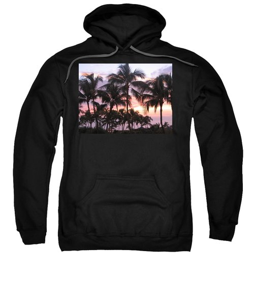 Big Island Sunset 3 Sweatshirt