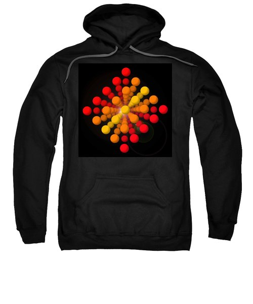 Big Red Figure Sweatshirt
