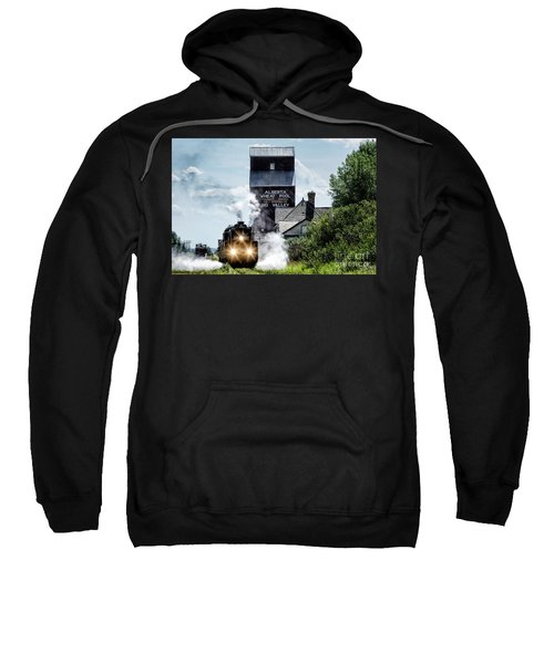 Big Valley Steam Sweatshirt