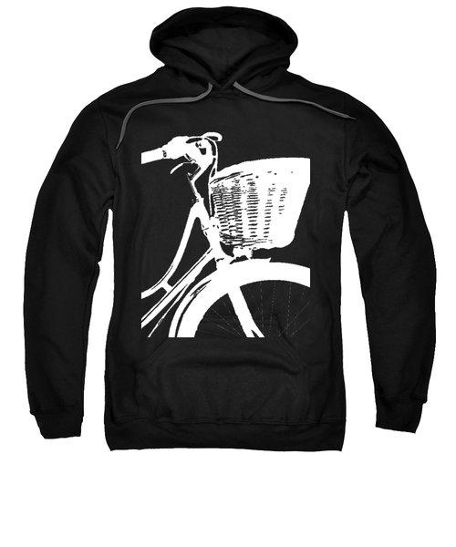 Bike Graphic Tee Sweatshirt