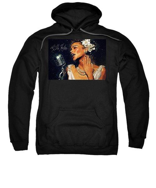 Billie Holiday Sweatshirt