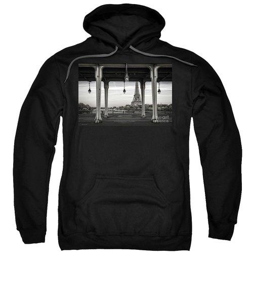 Bir Hakeim Bridge Sweatshirt