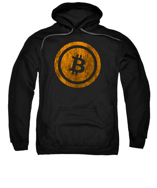 Bitcoin Vintage Logo Cryptocurrency Bitcoin Shirt Sweatshirt