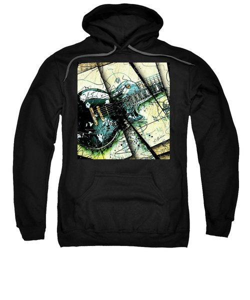 Black Beauty C 1  Sweatshirt by Gary Bodnar