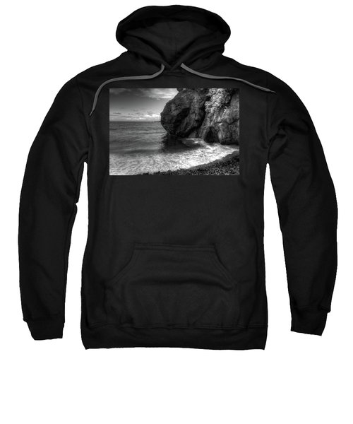 Black Sand Beach Sweatshirt