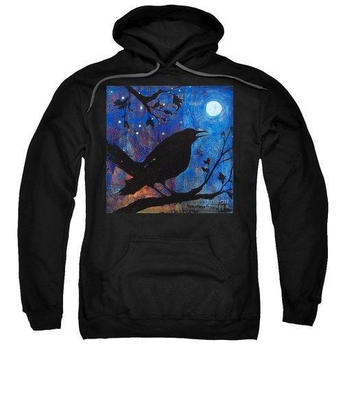 Blackbird Singing Sweatshirt