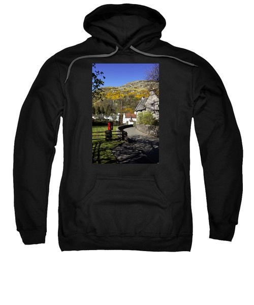 Sweatshirt featuring the photograph Blairlogie by Jeremy Lavender Photography