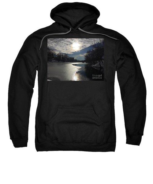 Blanket Of Clouds Sweatshirt