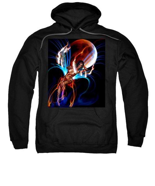 Blazing Eclipse Sweatshirt