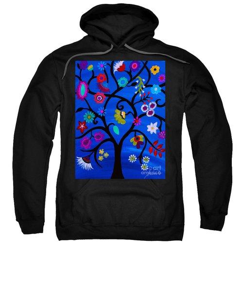 Blessed Tree Of Life Sweatshirt