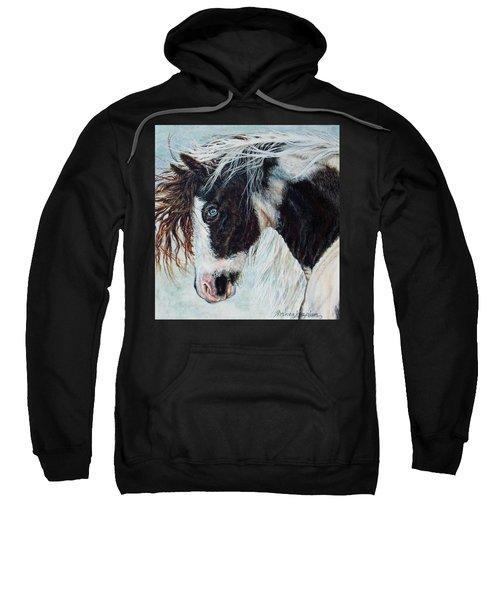 Blue Eyed Storm Sweatshirt