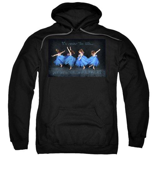Blue Fairy Sweatshirt
