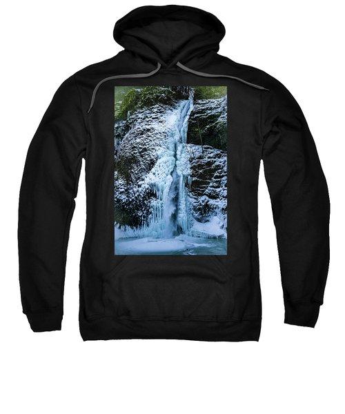 Blue Ice And Water Sweatshirt