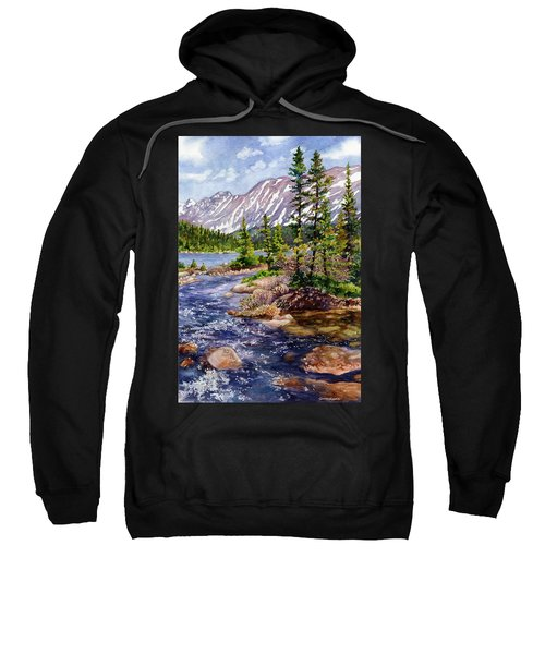 Blue River Sweatshirt