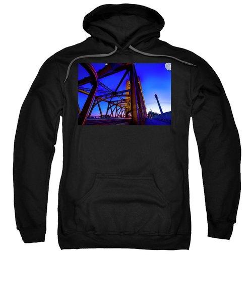 Blue Sunset- Sweatshirt
