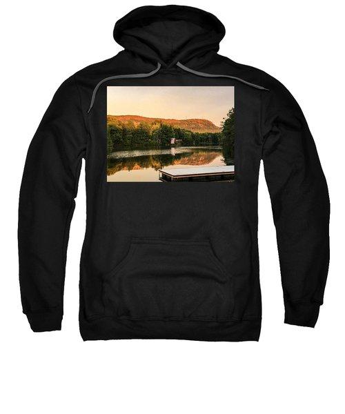Boardwalk Sunset Sweatshirt