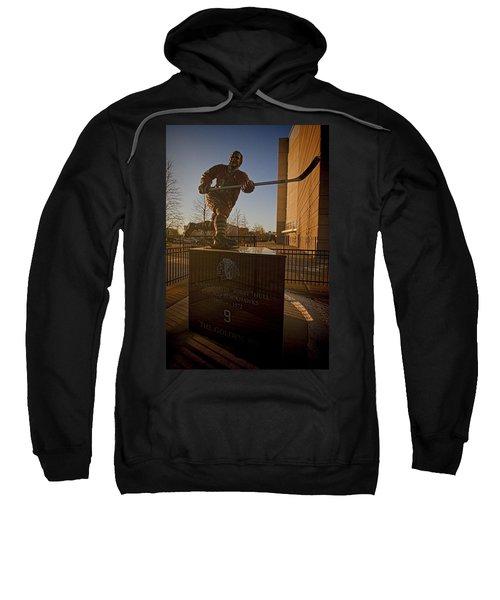 Bobby Hull Sculpture Sweatshirt