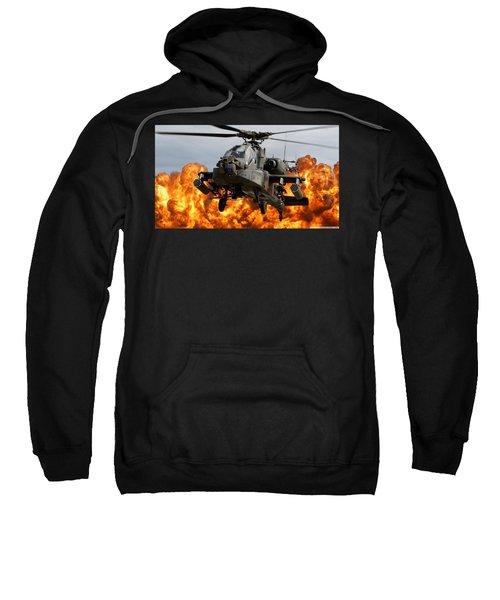 Boeing Ah-64 Apache Sweatshirt
